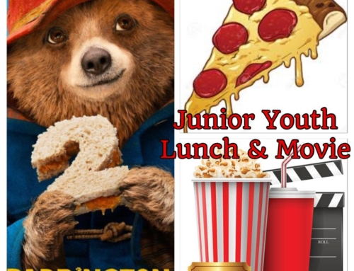 2018 Lunch and Movie